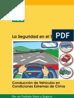 Conduccion Con Diferentes Climas