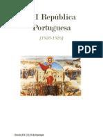 A I República Portuguesa