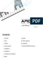 Argon User Manual v1 2 0