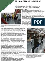 ART Diario de Burgos ESGRIMA