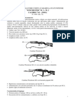Carabina Winchester M1 - M1A1 - M2 (User Manual IT)