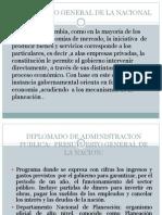 Presupuesto General de La Nacional