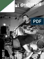 Manual Dexterity Music Zine June/July 2011