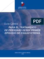 Guia Clinica Ges Esquizofrenia 2009