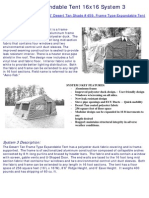 16x16TYIII Tent System