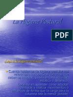 Higiene Postular