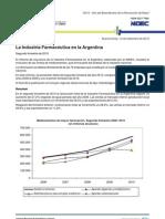 Info INDEC Medicamentos