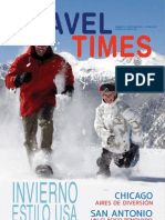 Travel Times Invierno 2011