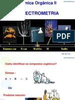 Espetrometria No IV