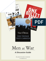 Men at War Discussion Guide