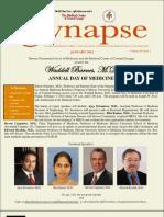 January Synapse 2012