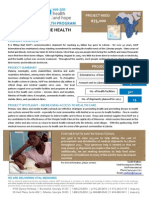 IHP Country Profile - Liberia #1