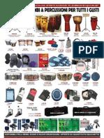 Percussioni e accessori