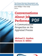 Conversations About Job Performance