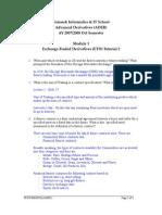 Module 1 - ETD Tutorial 2- Student Version