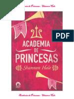 Shannon Hale - Academia de Princesas