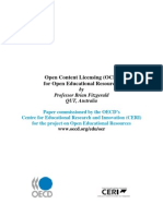Oecd Open Licensing Review