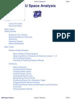 DMU Space Analysis Por Diego