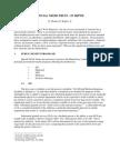 Special Needs Trusts in Depth NJElder Law 2005