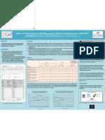 Impact of OSS on Malaria Management 2011