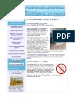 November 2011 Santa Barbara Channelkeeper Newsletter