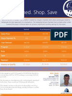 Rate Buydown Flyer