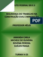 TRABALHO EPI-EPC