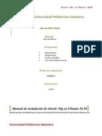 Manual de Instalacion 10g