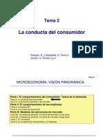 Conducta Del or
