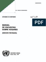 UN Manual Encuestas Hogares