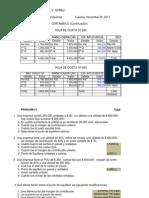 Cont y Costs Cert 2 y Pauta 2011