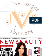 Joanna Vargas Skincare Logo 2011 R Merged