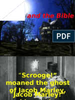 Ghosts and the Bible