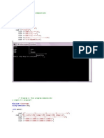 projek C++ 2