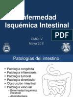 Enfermedad Isquemica Intestinal