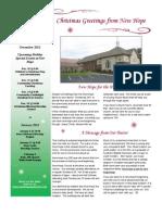 2011 Christmas Mailer