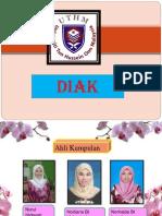 Present Diak