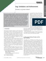 Andra´s Perl, David N. Reinhoudt, and Jurriaan Huskens- Microcontact Printing