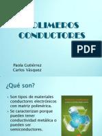POLIMEROS CONDUCTORES