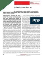 Niels V. Voigt et al- Single-molecule chemical reactions on DNA origami