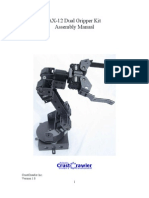 AX Dual Gripper Assembly Manual