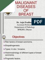 Malignant Diseases of Breast