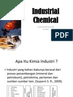 Toksikologi Kimia Industri