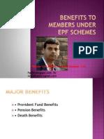 Benefits Under Epf[1]