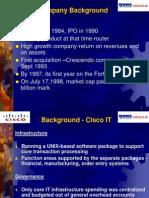 Cisco ERP v12