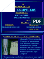 21-33 DNA Computers