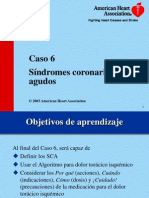 CASO6 Síndromes coronarios agudos