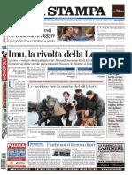 La Stampa 20.12.2011