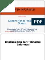 SISTEM INFORMASI-4
