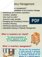 IES INV MGMT